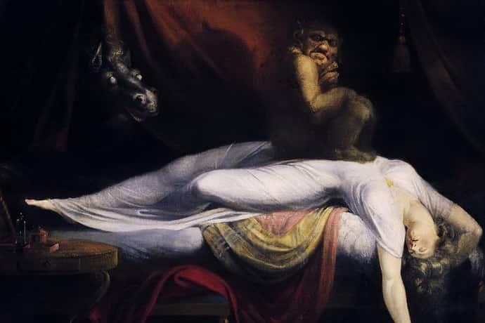 Сонный паралич: что это, как лечить