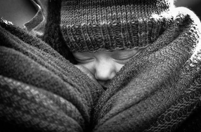 Забота о малыше после пробы манту