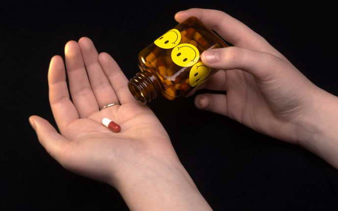 Антидепрессанты от альцгеймера