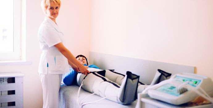 Санаторий: лечение грыжи позвоночника и основные методики