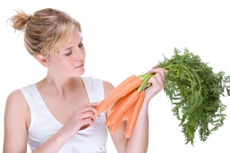 Морковь при грудном вскармливании