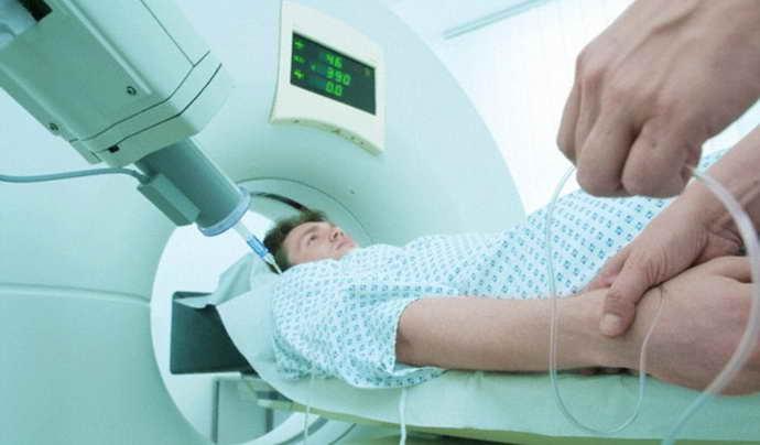 мрт головного мозга с контрастом схема