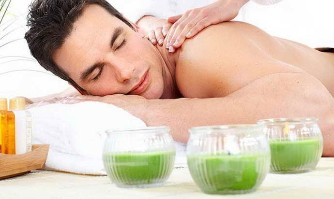 обострение остеохондроза массаж