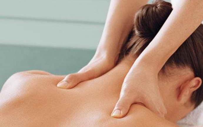 грудной остеохондроз массаж