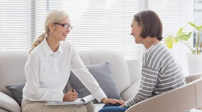 Прием у психотерапевта при ипохондрии