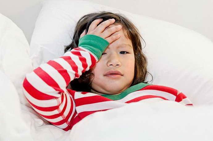 мигрень у детей прогноз