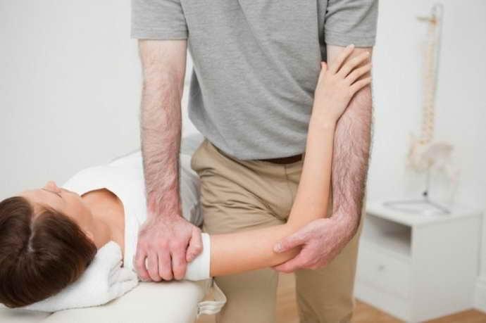 как лечить дома плечелопаточный периартрит