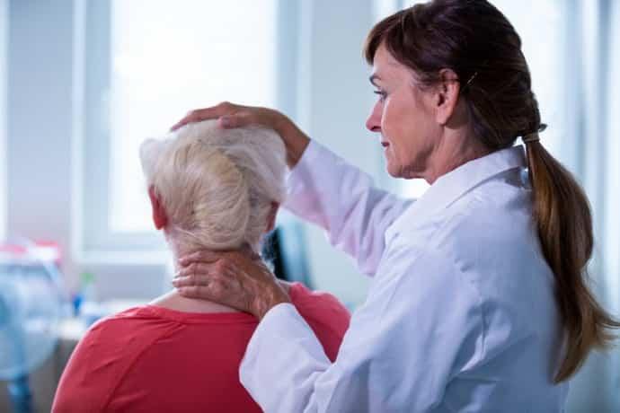 Профилактика невралгии шейного отдела