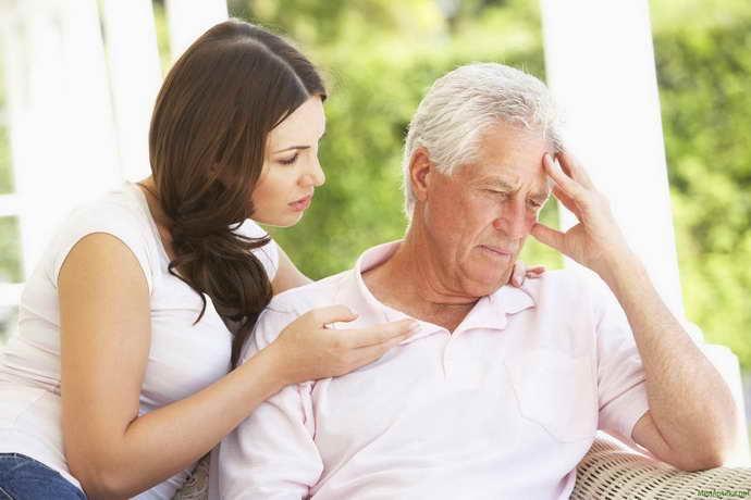 болезнь альцгеймера у мужчин