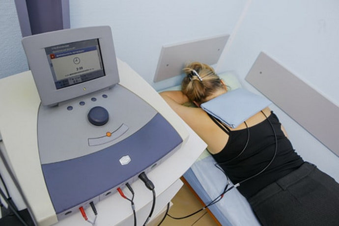 Физиопроцедуры при поперечном миелите