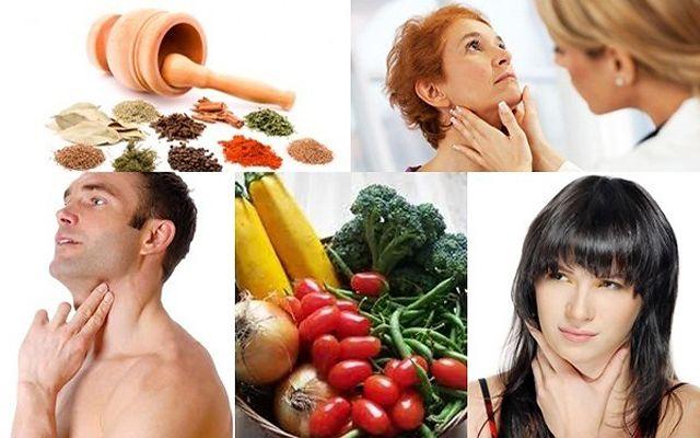 щитовидная железа и правильное питание