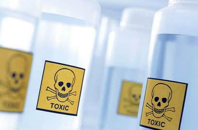 Токсические отравления при миелопатии