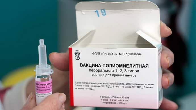 Можно ли давать детям вакцину АКДС и от полиомиелита одновременно