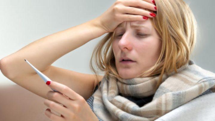 может ли щитовидка давать температуру