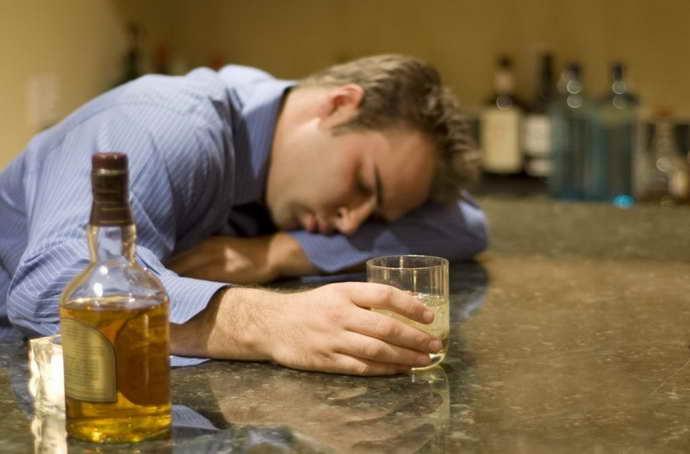 Причины повышения температуры тела при алкоголизме