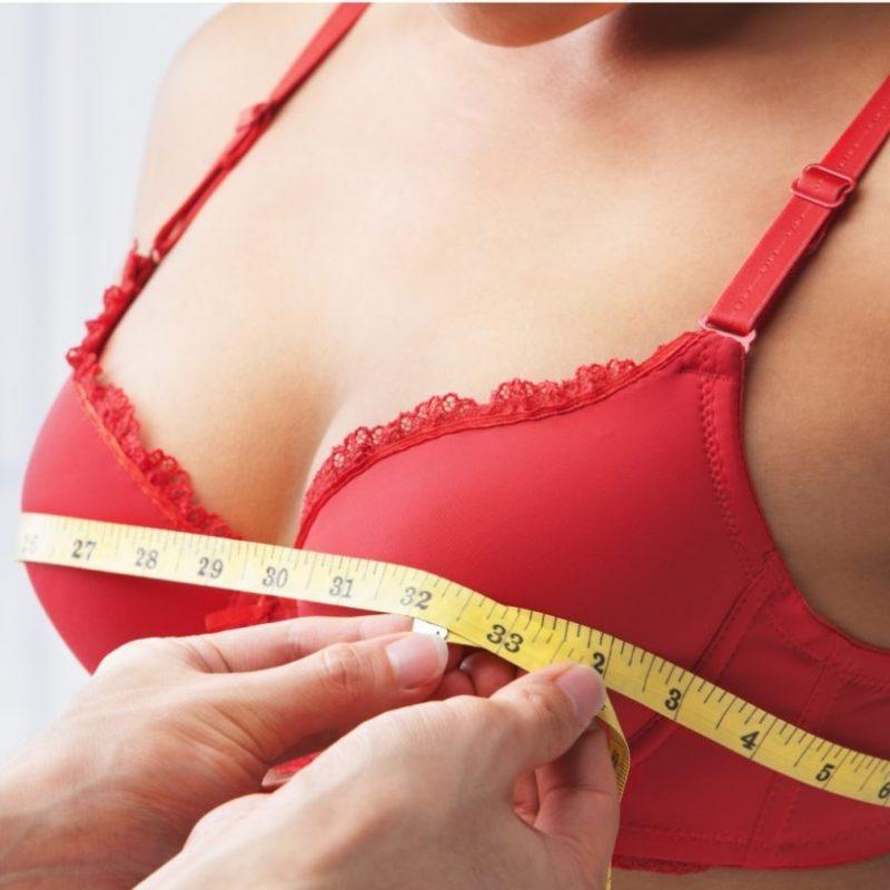 Почему не растет грудь