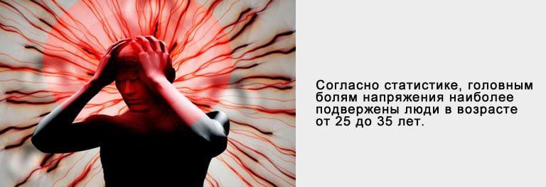 Статистика головных болей
