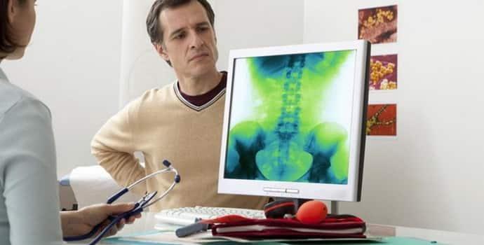 Дорзальная диффузная протрузия: причины, симптомы, лечение