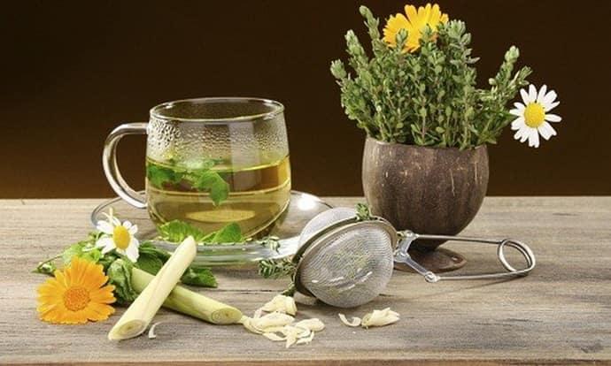 Как пить чай при бессоннице