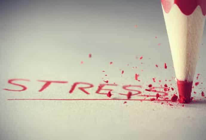 бессоница при стрессе