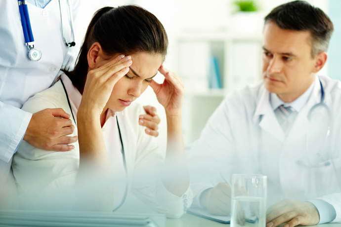 Базилярный вид мигрени