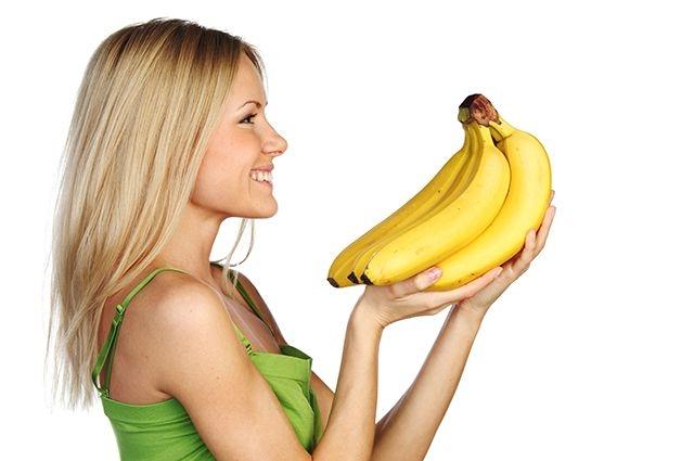 Бананы при ГВ
