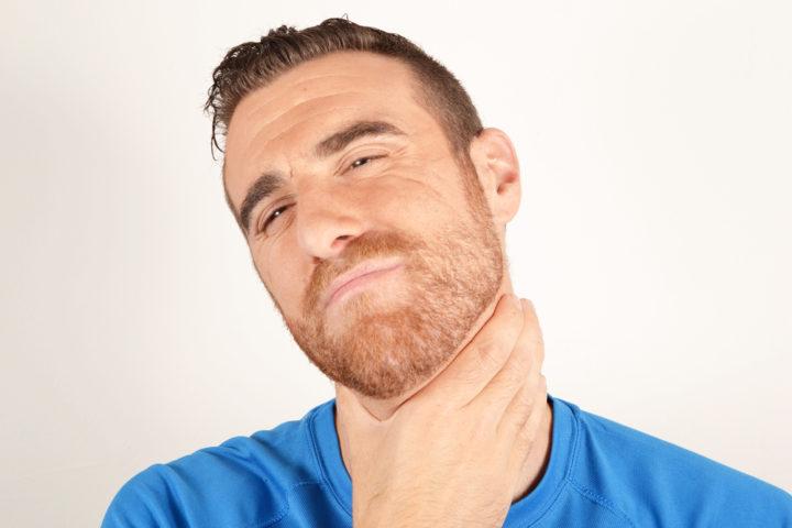 душит щитовидка что делать в домашних условиях