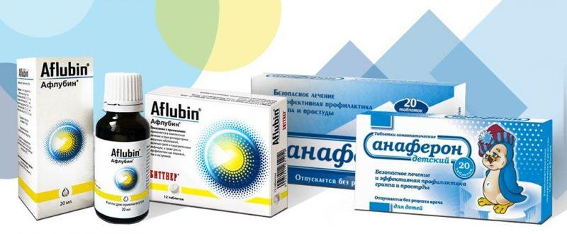 Противовирусные препараты при гв