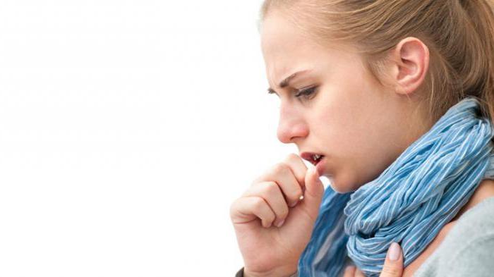 болит горло при гв