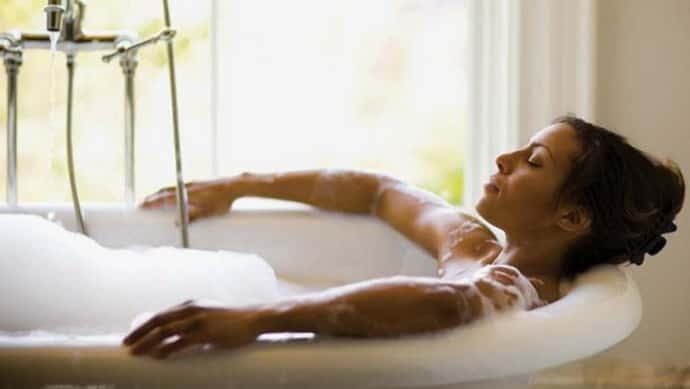 Теплая ванна при ВСД