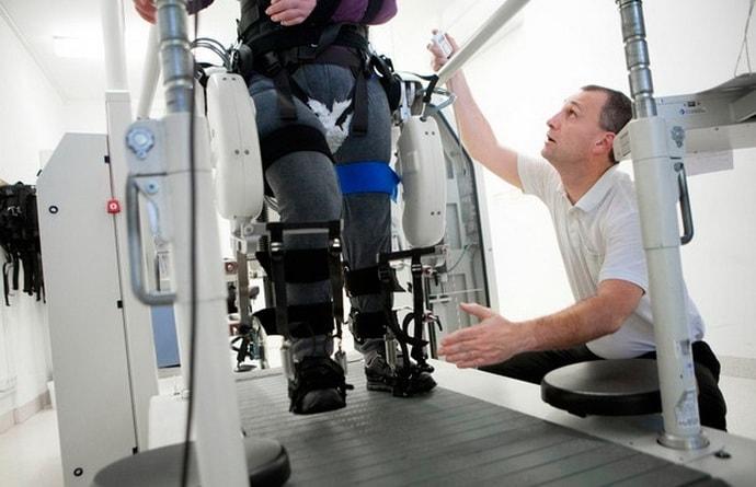 Симптомы паралича ног