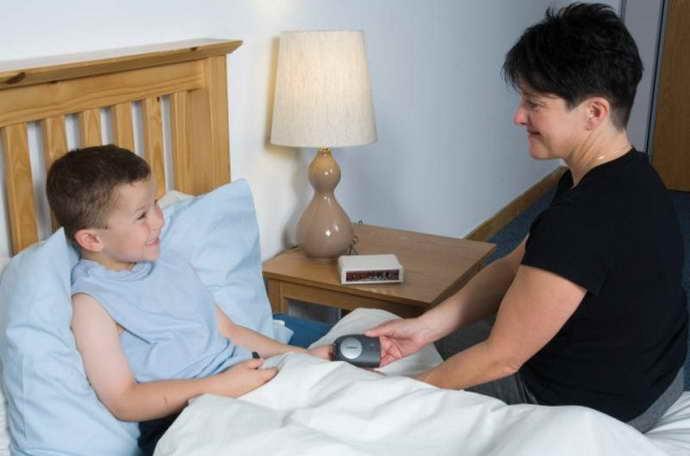 Ночная эпилепсия у детей