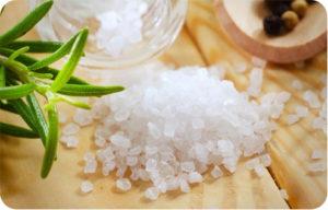 иодированная соль
