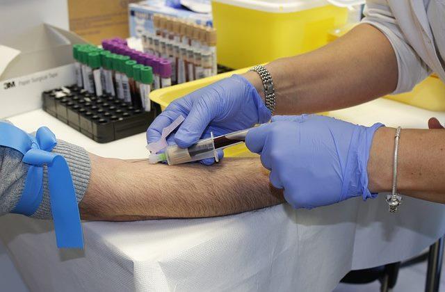 Забор крови на анализы для выявления туберкулеза