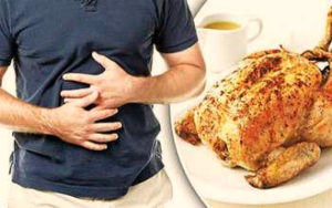 отравление мясом курицы фото