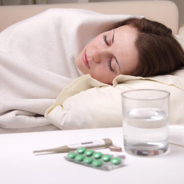 Лечение насморка при гв