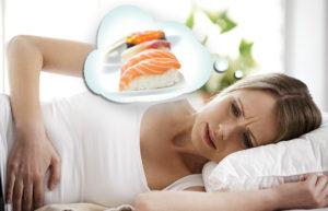 признаки пищевого отравления фото