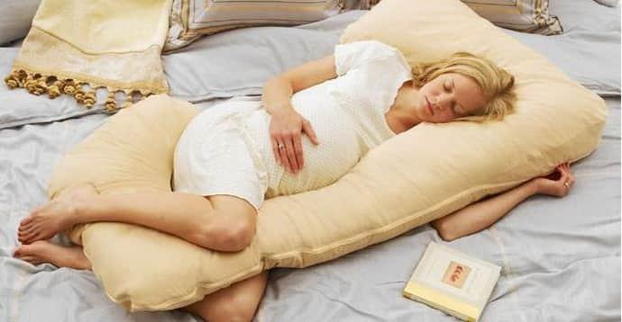 Какой подушкой пользоваться беременной