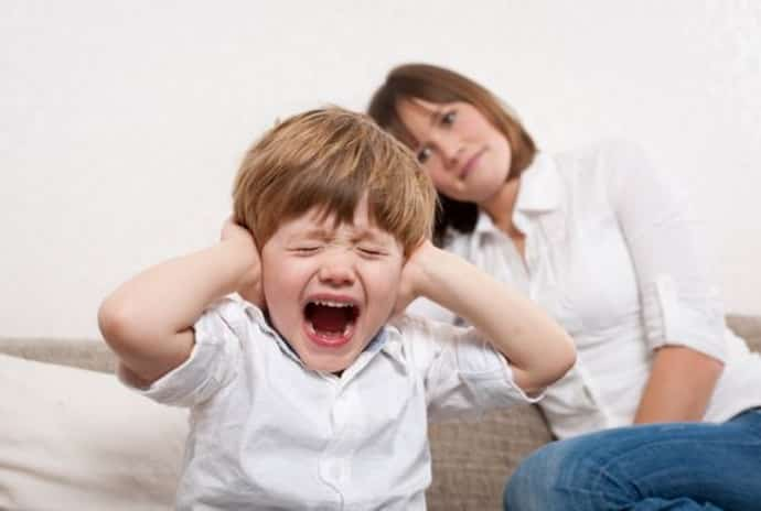 тревожный невроз у детей