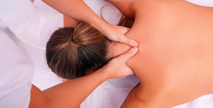Массаж шейного отдела позвоночника при остеохондрозе: пошаговая инструкция