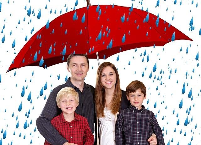 Защита от непогоды всей семьи