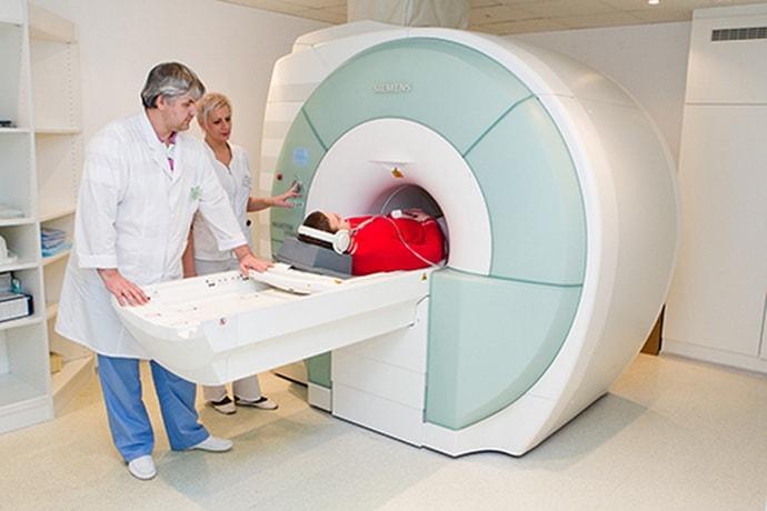 МРТ при онемении лица