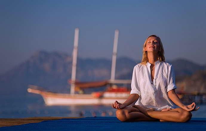 медитация при панической атаке