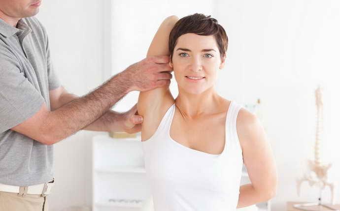 плечелопаточный периартрит комплекс упражнений для женщин