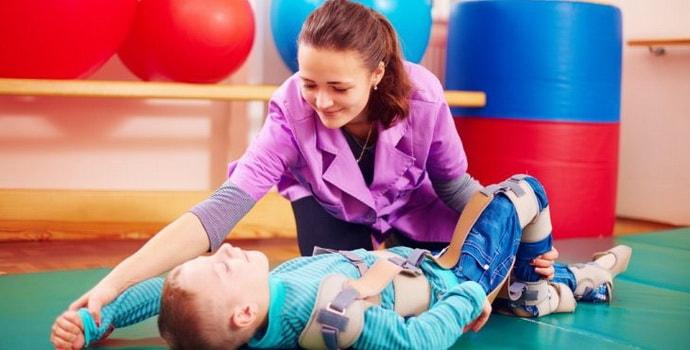 Реабилитация детей с ДЦП: полезный комплекс упражнений