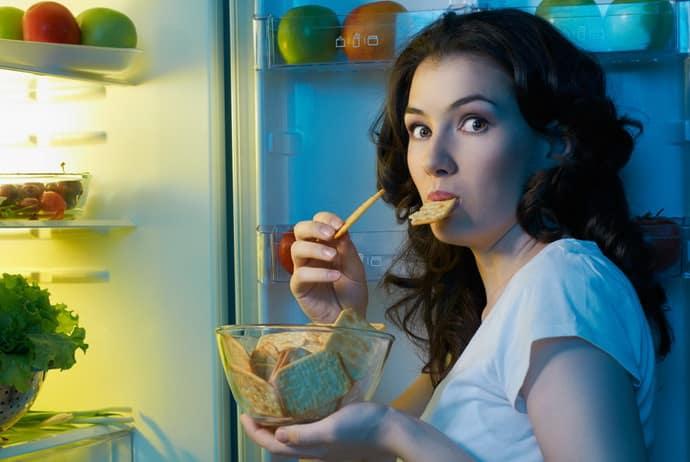 Что можно есть перед сном