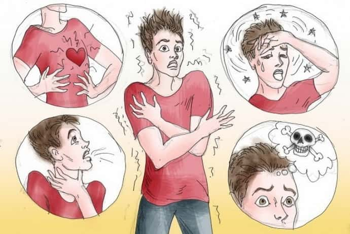Панические атаки при неврозе
