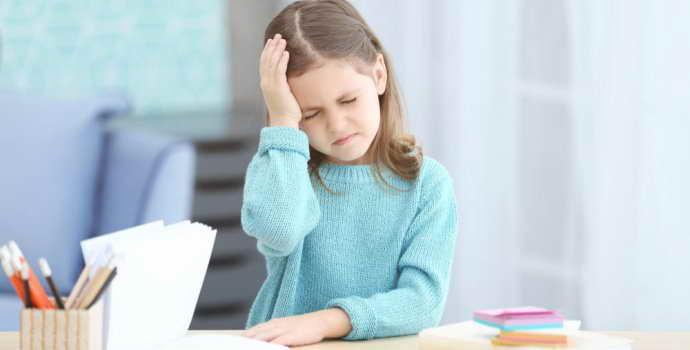 Разновидности мигрени у детей