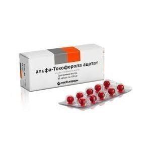 Токоферол для беременных