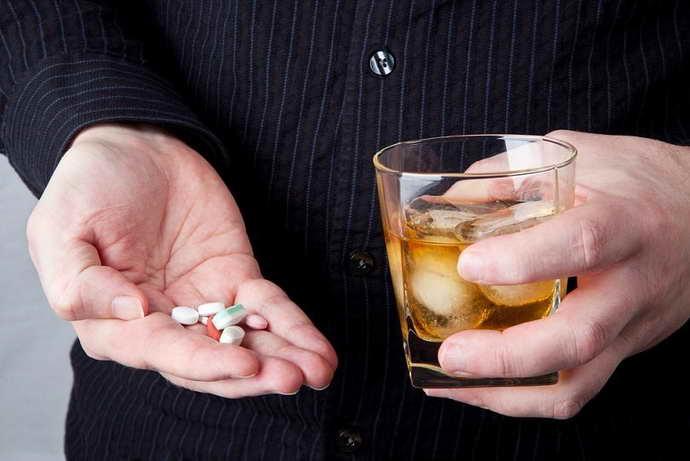 Как взаимодействует алкоголь с медикаментами от эпилепсии
